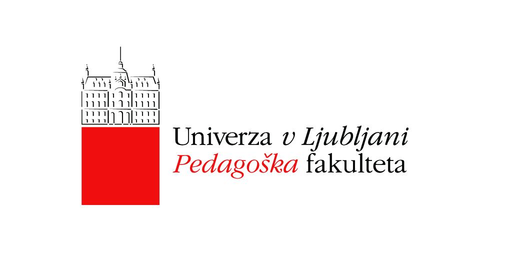 Univerza v Ljubljani Pedagoška fakulteta